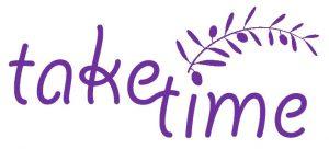 03._Taketime_Logo_purple_on_white